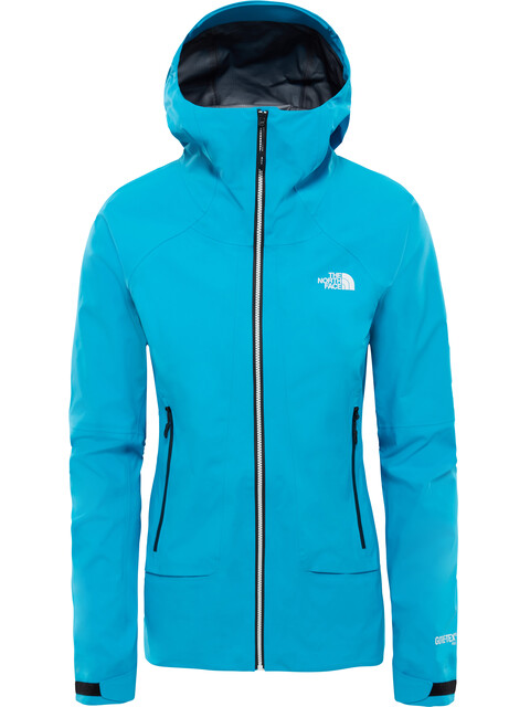 The North Face W's Impendor Shell Jacket Meridian Blue